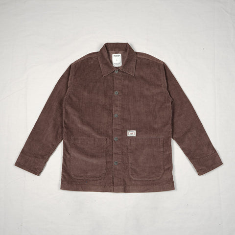 CHORE JACKET CORDUROY RED VINTAGE 2005