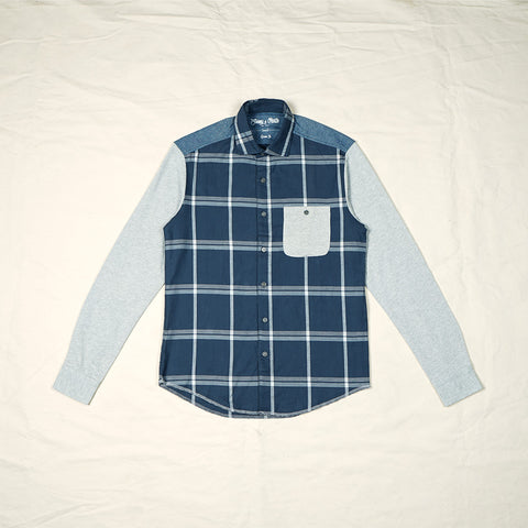 LONG SLEEVE MISH MASH SHIRT  3011