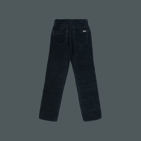 5 POCKET REGULAR BASIC CORDUROY PANTS 725-7
