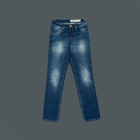 SLIM STRETCH DENIM PANTS G002