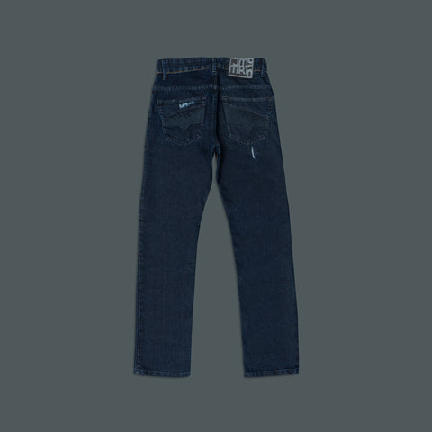 5 POCKET REGULAR DENIM PANTS P021