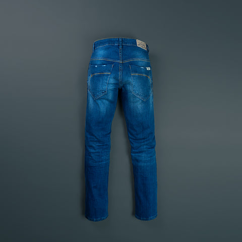 COMFORT STRETCH DENIM PANTS P028