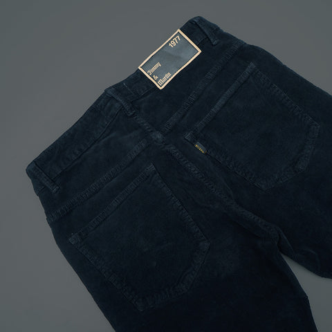 CORDUROY STRETCH PANTS P059