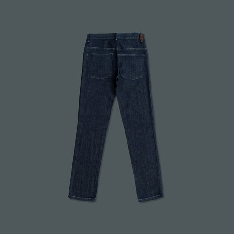 BASIC SLIM STRETCH DENIM PANTS S131-5