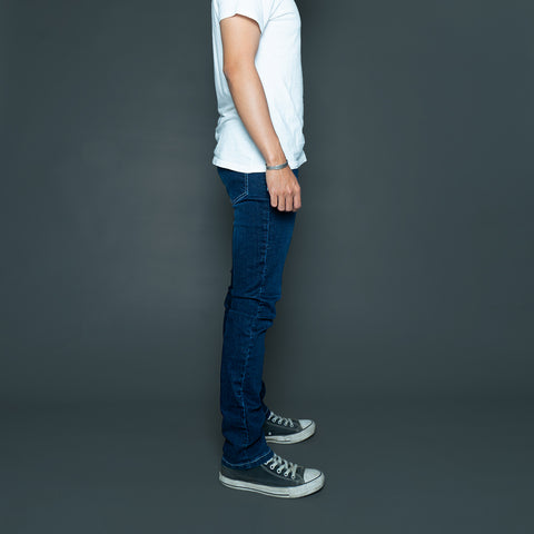 SLIM STRETCH COMFORT DENIM PANTS S143-1