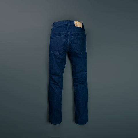 BASIC SLIM STRETCH DENIM PANTS S154-3