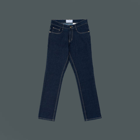 BASIC SLIM STRETCH DENIM PANTS S182-5