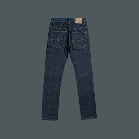 BASIC REGULAR DENIM PANTS S197-1