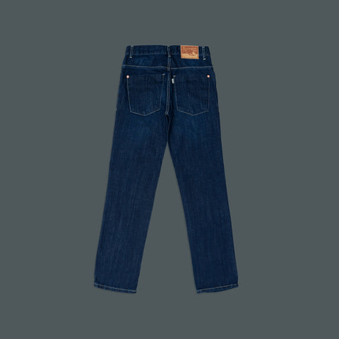 BASIC REGULAR DENIM PANTS S201-1