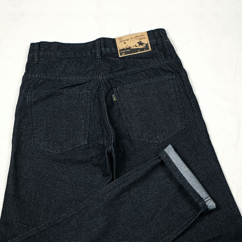 BASIC REGULAR DENIM PANTS S231-1