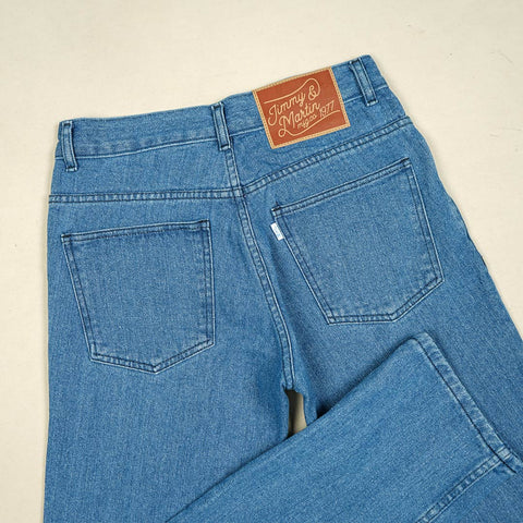BASIC REGULAR DENIM PANTS S239