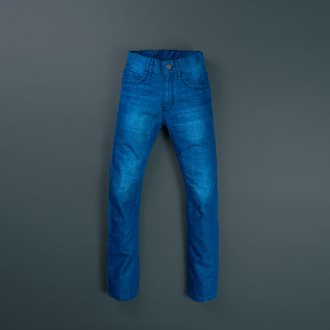 BASIC REGULAR DENIM PANTS S55-1