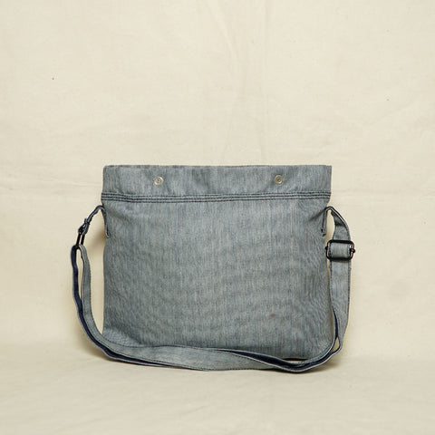 SACOCHE BAG - HICKORY DENIM - X004