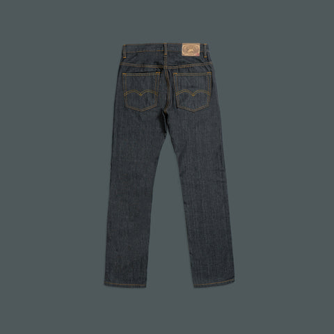 BASIC SLIM RIGID DENIM PANTS S196-2