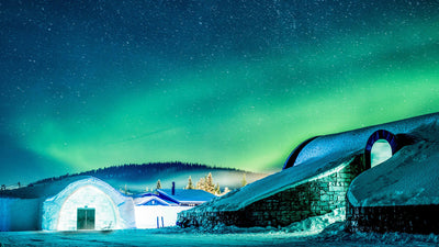 The world-famous Swedish ICEHOTEL