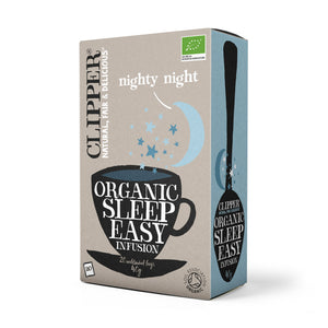 Organic Sleep Easy Infusion 20 bags