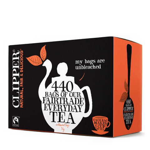 Everyday Fairtrade Tea 440 bags