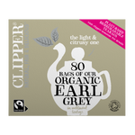 Organic Fairtrade Earl Grey Tea 80 bags