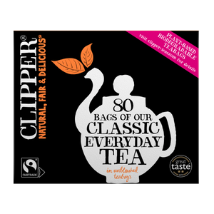 Fairtrade Tea 80 bags