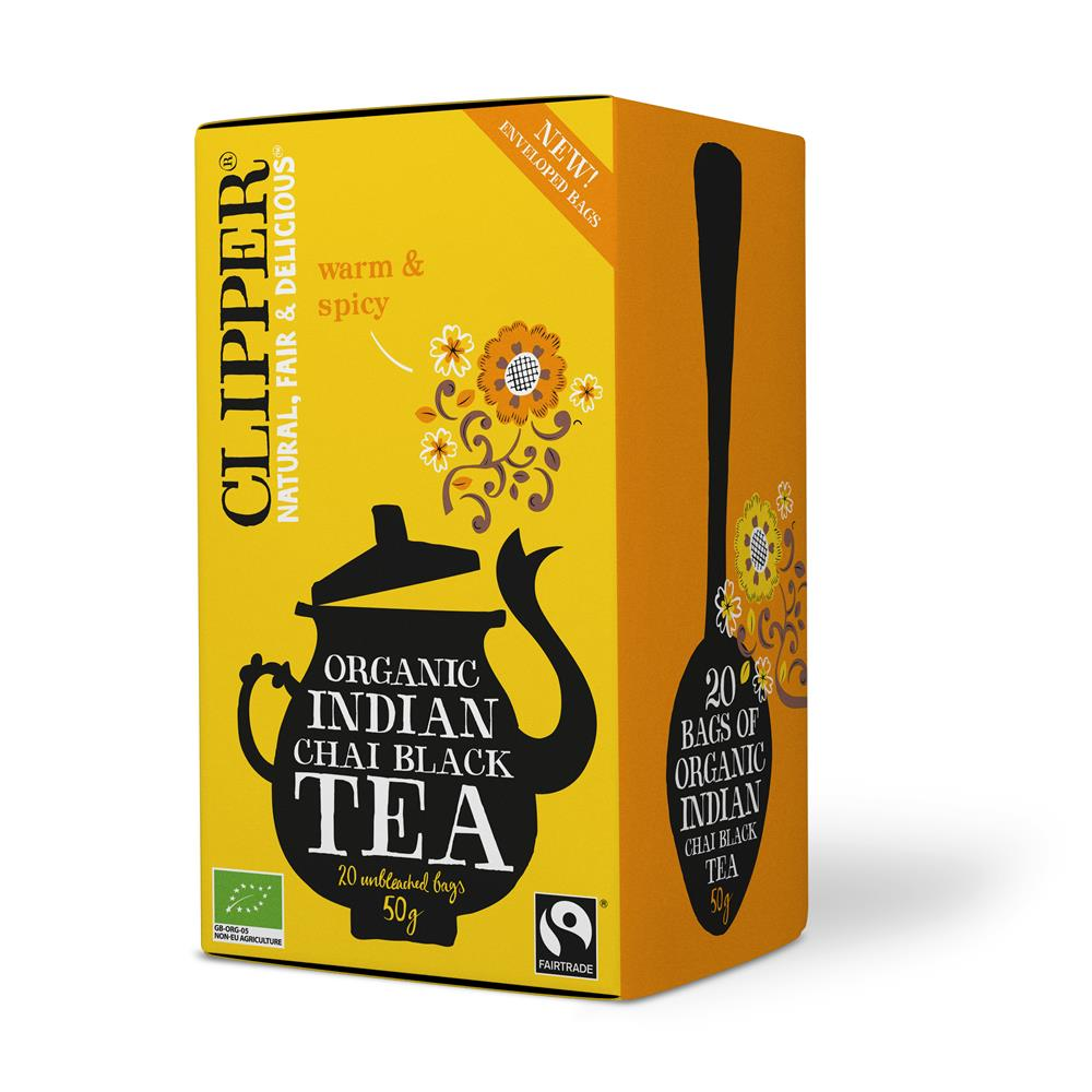 Indian Chai Black Tea 20 Bag