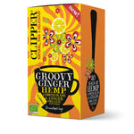 Groovy Ginger Hemp Infusion 20 Bag