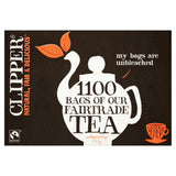 Everyday Fairtrade Tea 1100 bags