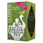 Organic & Fairtrade Everyday 40 Tea Bags