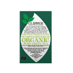 Organic Fairtrade Pure Green Tea 20 bags