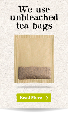 unbleached teabags