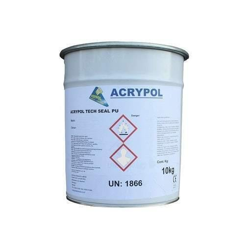 Acrypol Tech Seal PU Waterproofing System
