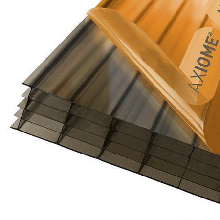 Axiome Multiwall Polycarbonate Roof Sheets