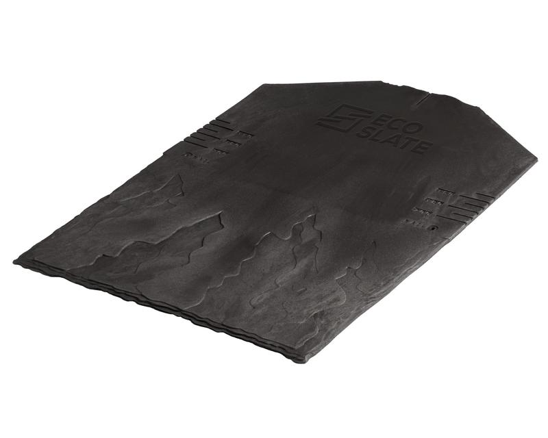 Synthetic, Rubber & Recycled Roof Slate