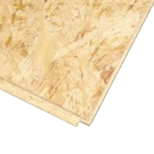 18mm OSB3 - Oriented Strand Board Tongue & Groove - 2400 X 590mm - Roofing Supplies UK