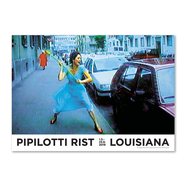 Pipilotti Rist - Ever is Overall 1997