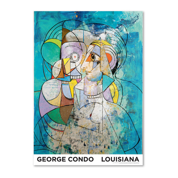 George Condo Mythological Figures