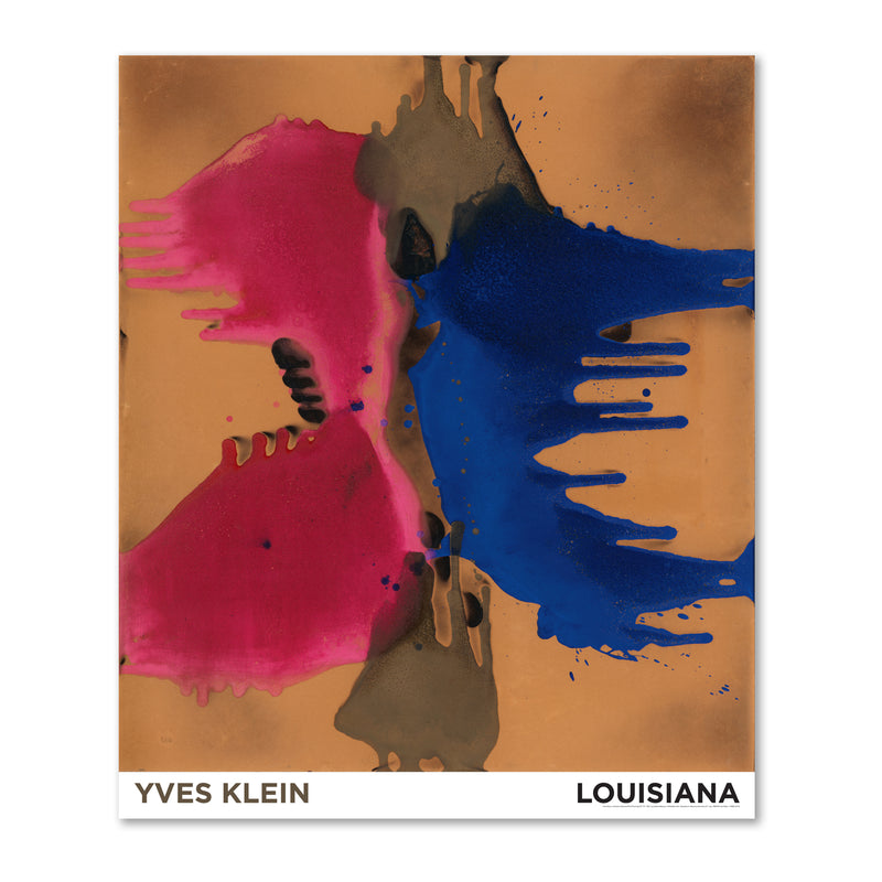 Yves Klein - Untitled 1962