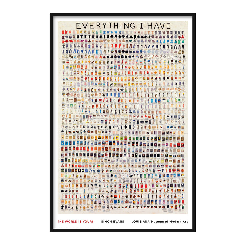 Simon Evans - Everything I have