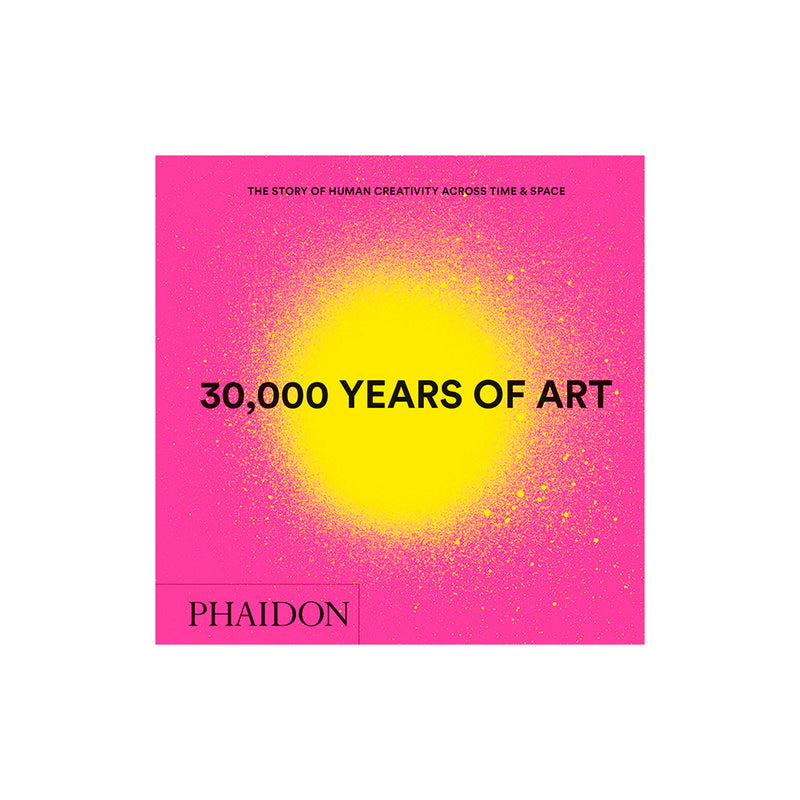 30.000 Years of Art: The story of human creativity across time & space