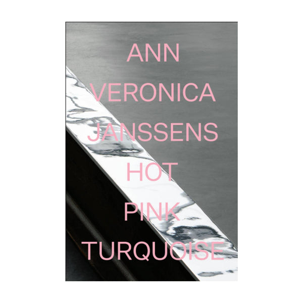 Ann Veronica Janssens – Hot Pink Turquoise