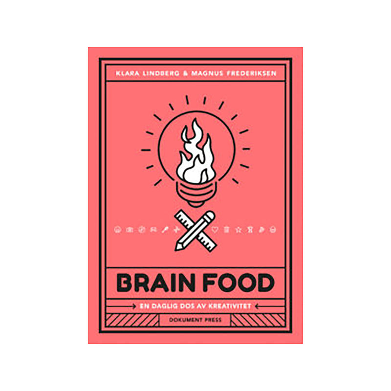 Brainfood - A Daily Dose of Creativity