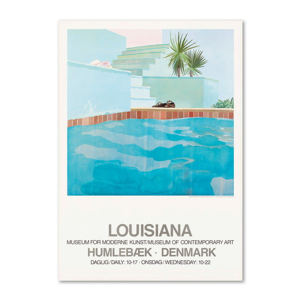 LOUISIANA - David Hockney