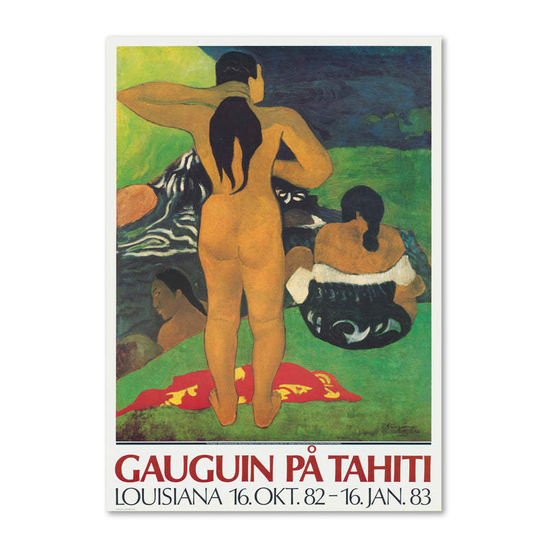 Paul Gauguin på Tahiti 1982