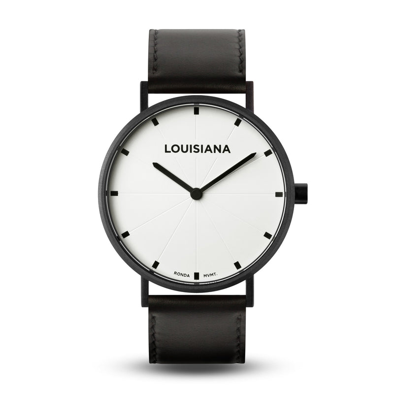 Louisiana ur - 41 mm sort