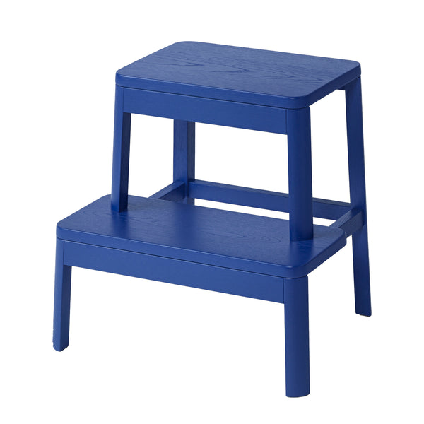 Skammel - Arise stool ultra marineblue