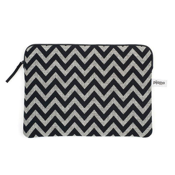 "Laptop case 13"" - zigzag"