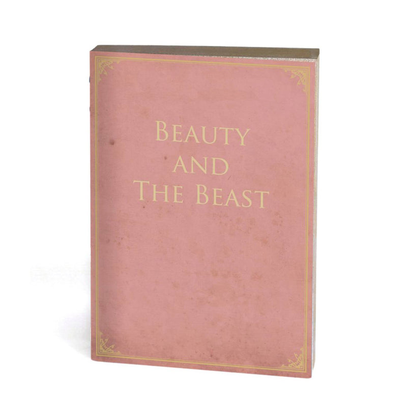 Notesbog - Beauty and the beast