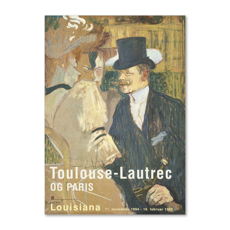 Toulouse-Lautrec og Paris