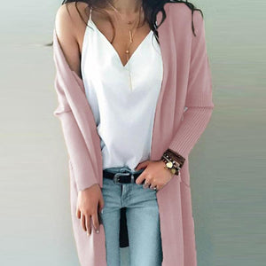 Blend  Basic Autumn Plain Cardigans