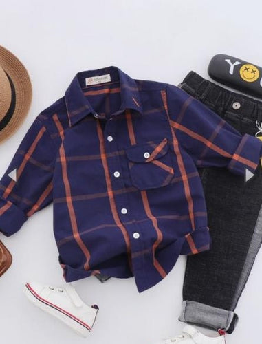 Amberwood Button Down
