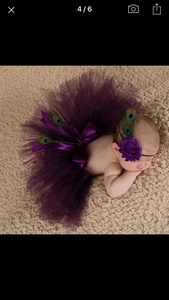 New Born Photography- Tutu & Headband